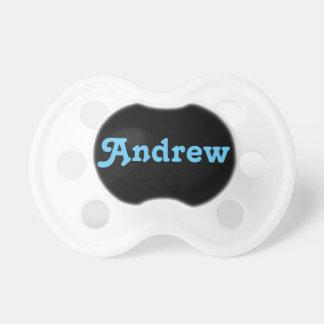 Pacifier Andrew