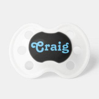 Pacifier Craig