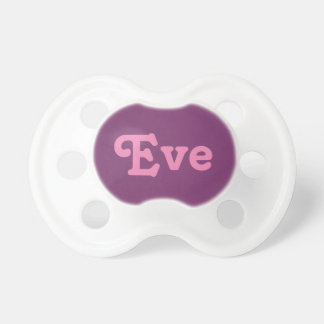 Pacifier Eve