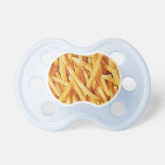 pacifier, french fries baby pacifiers