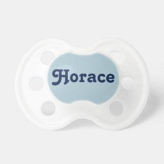 Pacifier Horace