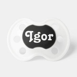 Pacifier Igor