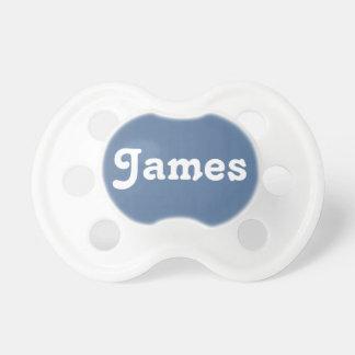 Pacifier James