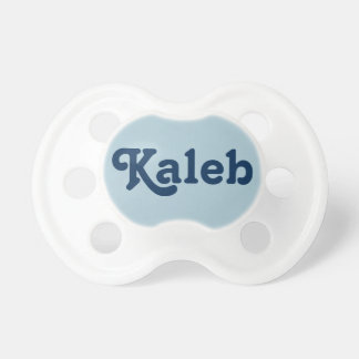 Pacifier Kaleb