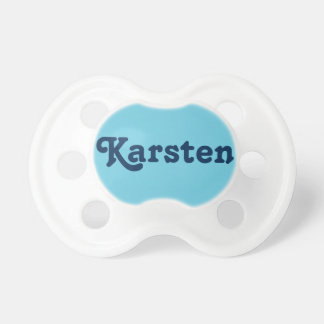 Pacifier Karsten