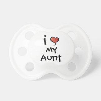 Pacifier Love My Aunt
