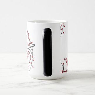 pack black handle magic mug