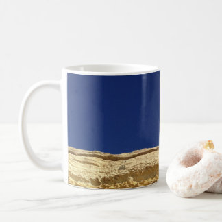 Pack blue coffee mug