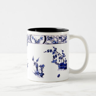 Pack Faience Two-Tone Coffee Mug