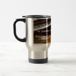 Pack for Voyage and/or Travail Travel Mug