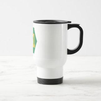 Pack for Voyage BRAZIL Travel Mug