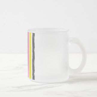 Pack Frosted Glass Coffee Mug
