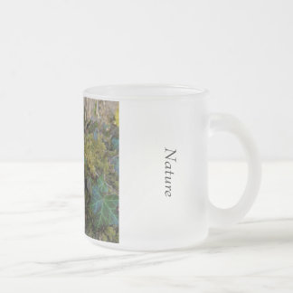 pack frosted natural winter cold landscape sheets frosted glass coffee mug