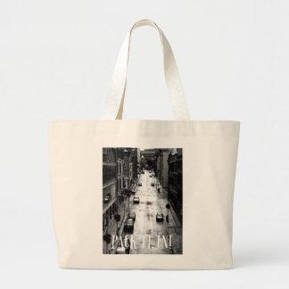 Pack it in bag, Birmingham Photograph Large Tote Bag