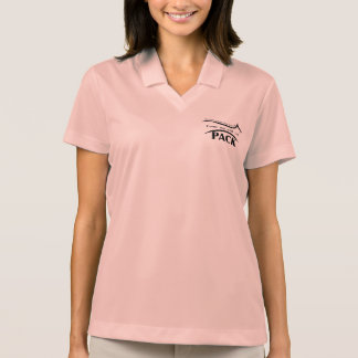 PACK Ladies Polo Shirt