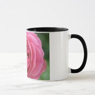 Pack matched Rose Macro Mug