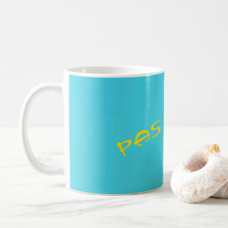 "Pack /Mug ""NOT TO SLEEP "" Coffee Mug"