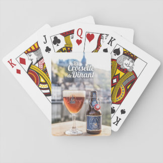 Pack of 52 cards to play white
