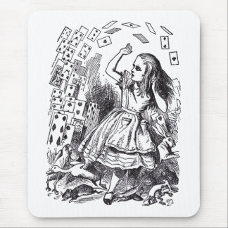 Pack of Cards Mouse Pad