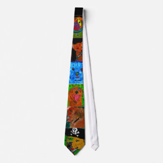 Pack of Dogs Neck Tie