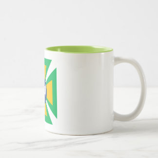 PACK SPORT Two-Tone COFFEE MUG