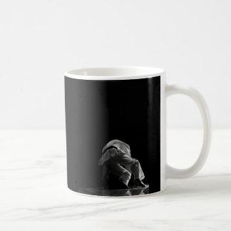 Pack tests will be born the light, Taekwondo Coffee Mug