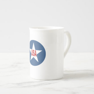 Pack   the USA Tea Cup