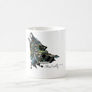 "Pack ""Wolf "" Coffee Mug"