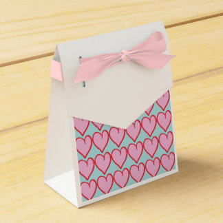 Package for gifts party favor box
