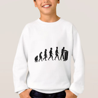 Package messenger package mailman shipping company sweatshirt