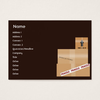 Packages - Chubby Business Card