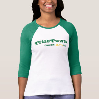 Packer Baseball Shirt
