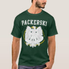 Packerski Polish Green Bay Fan T-Shirt