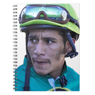 Paco Lopez at Parx Notebooks