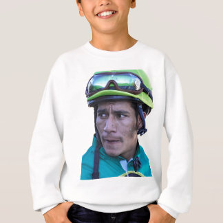 Paco Lopez at Parx Sweatshirt