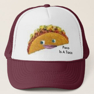 Paco the Taco Hat
