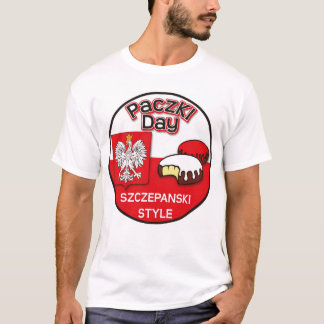 Paczki Day - Szczepanski Style T-Shirt