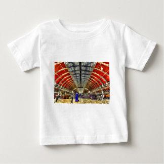 Paddington Station London Van Gogh Baby T-Shirt
