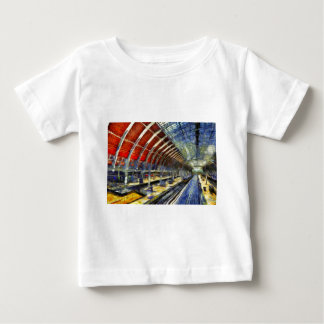 Paddington Station Van Gogh Baby T-Shirt