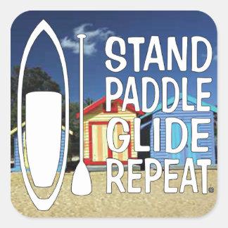 paddle board sticker