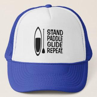"""Paddle board """"trucker style"""" hat"""