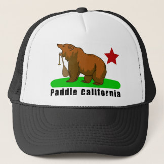 Paddle California Star Trucker Hat