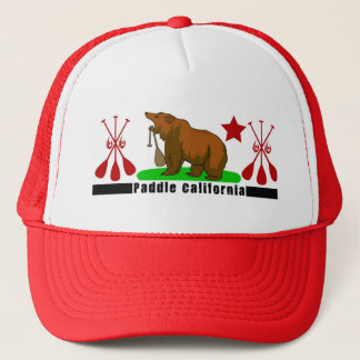 Paddle California Trucker Trucker Hat