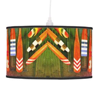 Paddle Club Pendant Lamp