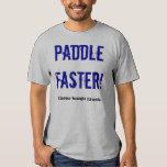 Paddle faster!, I hear banjo music Shirts