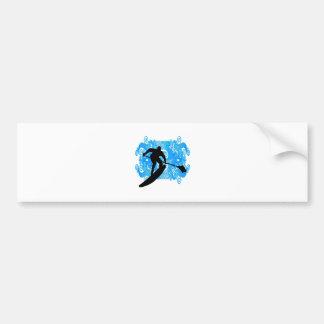 Paddle In Bumper Sticker