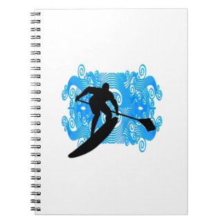 Paddle In Notebook