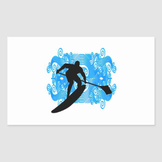 Paddle In Sticker