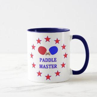 Paddle Master Ping Pong Mug