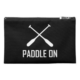 Paddle On Lake Life Travel Accessory Bag